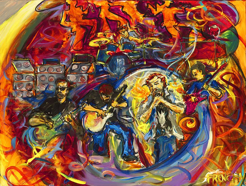 Pearl Jam 2016 NO Jazz Fest